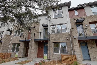 Sunnyvale Condo/Townhouse For Sale: 830 Gridley Terrace #2