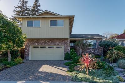 Santa Cruz Single Family Home For Sale: 143 Molly Way