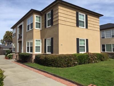 Burlingame Rental For Rent: 1116 Laguna Avenue