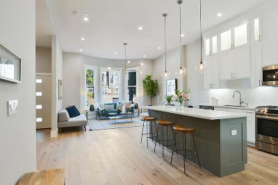 San Francisco Condo/Townhouse For Sale: 829 Oak Street