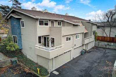 Sunnyvale Condo/Townhouse For Sale: 674 Morse Avenue #D