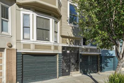 San Francisco Condo/Townhouse For Sale: 3330 16th Street #A