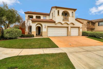 Gilroy Single Family Home For Sale: 977 Alta Oak Way