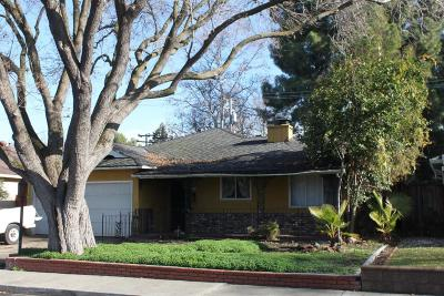 Santa Clara Single Family Home For Sale: 673 Bucher Avenue