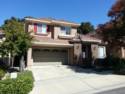 San Jose Rental For Rent: 1717 Via Cortina