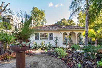 Palo Alto Rental For Rent: 852 Lincoln Avenue