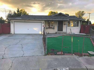 Milpitas Single Family Home For Sale: 451 Patricia Court