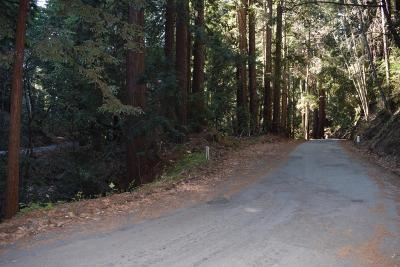 Los Gatos Residential Lots & Land For Sale: Stetson Road