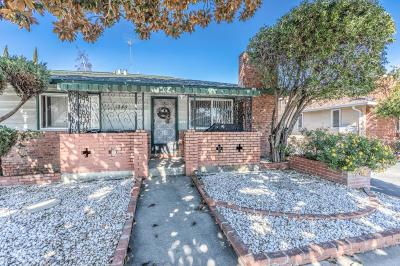 Campbell Multi Family Home For Sale: 1245 W Campbell Avenue
