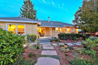 Santa Cruz Single Family Home For Sale: 100 Jocelyn Court