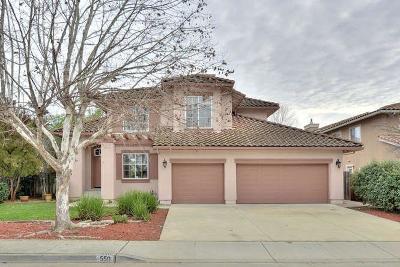 San Mateo County, Santa Clara County Single Family Home For Sale: 550 E Central Avenue