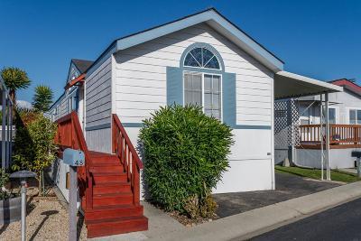 Santa Cruz Mobile Home For Sale: 1040 38th Avenue
