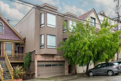 San Francisco Condo/Townhouse For Sale: 4205 Cesar Chavez Street #4