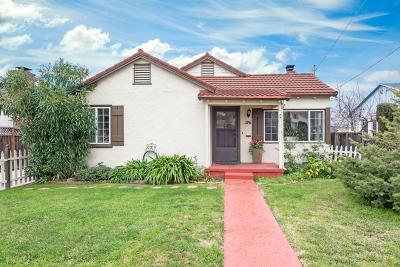 San Jose Single Family Home For Sale: 175 S Cragmont Avenue