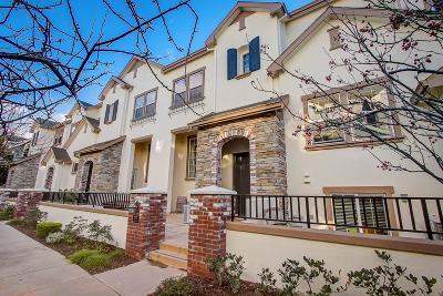 Sunnyvale Condo/Townhouse For Sale: 571 Kiholo Terrace