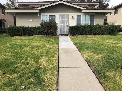 San Jose Condo/Townhouse For Sale: 2515 Dillion Court #1