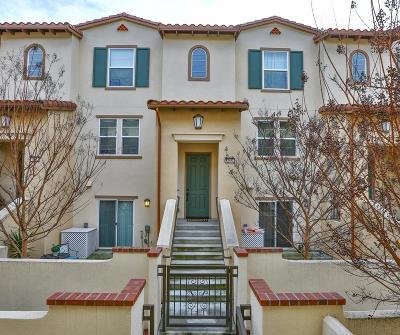 Sunnyvale Condo/Townhouse For Sale: 360 Santa Elena Terrace #16
