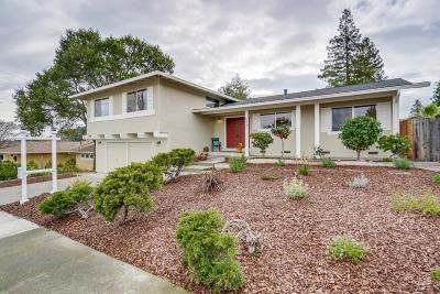Cupertino Single Family Home For Sale: 22414 Riverside Drive