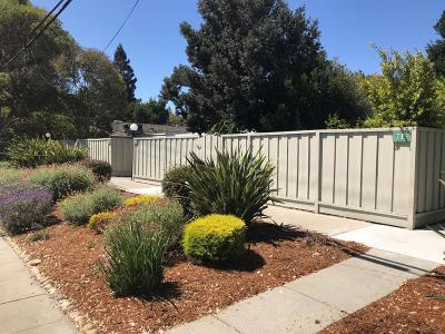 Palo Alto Multi Family Home For Sale: 707-721 Sutter Avenue