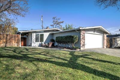 Sunnyvale Single Family Home For Sale: 1275 Palamos Avenue