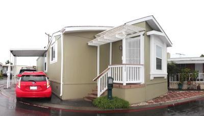 San Jose Mobile Home For Sale: 2150 Monterey Road