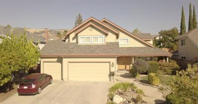 San Jose Single Family Home For Sale: 4180 Littleworth Way