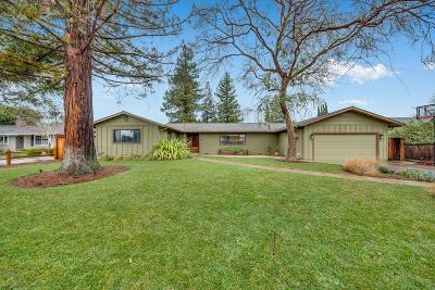 San Jose Single Family Home Pending Show For Backups: 5627 W Walbrook Drive