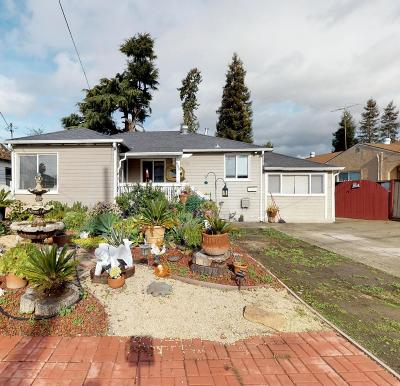 Hayward Single Family Home Pending Show For Backups: 888 Paradise Boulevard