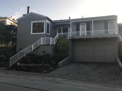 San Mateo Rental For Rent: 4016 Edison Street