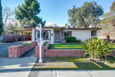 Cupertino Single Family Home For Sale: 10467 N Stelling Road