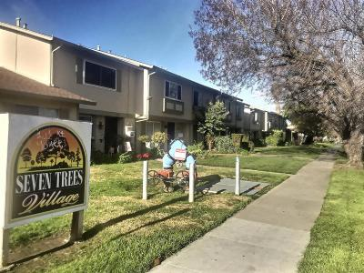 San Jose Condo/Townhouse For Sale: 3533 Senter Road