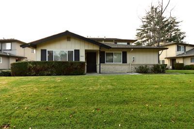Concord Condo/Townhouse For Sale: 1041 Mohr Lane #A