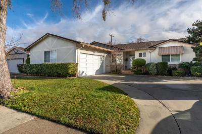Milpitas Single Family Home For Sale: 126 Butler Street
