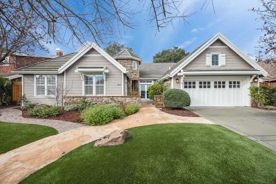 Los Gatos Single Family Home For Sale: 125 Verde Court