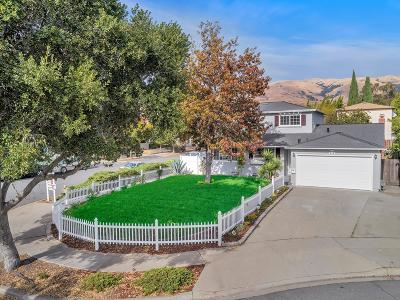 Milpitas Single Family Home For Sale: 478 Coelho Court