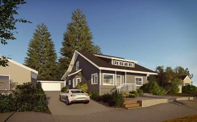 Burlingame Single Family Home For Sale: 1041 Paloma Avenue