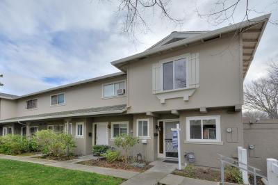 Milpitas Condo/Townhouse For Sale: 271 N Temple Drive