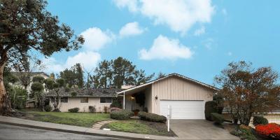 Burlingame Single Family Home For Sale: 2832 Rivera Drive