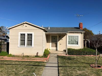 San Jose Single Family Home For Sale: 58 Beverly Boulevard