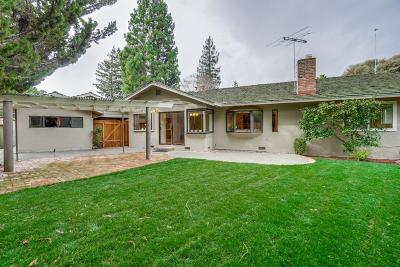 Palo Alto Single Family Home For Sale: 220 Ely Place