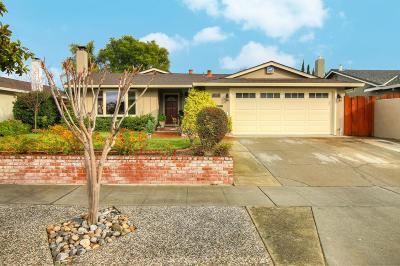 San Jose Single Family Home For Sale: 6190 Blossom Avenue