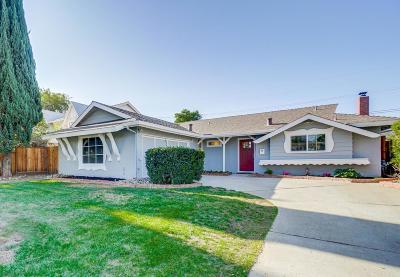 San Jose Single Family Home For Sale: 5551 Yale Drive
