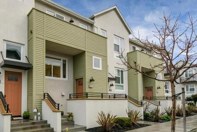 San Mateo Condo/Townhouse For Sale: 3015 Baze Road