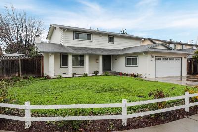 San Jose Single Family Home For Sale: 1023 Phelps Avenue