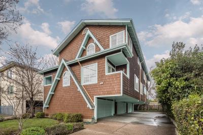 Burlingame Condo/Townhouse For Sale: 612 Peninsula Avenue #A