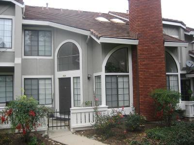 San Jose Condo/Townhouse For Sale: 2614 Yerba Vista Court