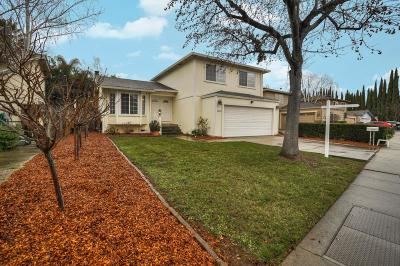 Santa Clara County Single Family Home For Sale: 15115 Venetian Way