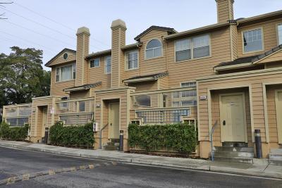 Santa Clara County Condo/Townhouse For Sale: 4602 Hampton Falls Place