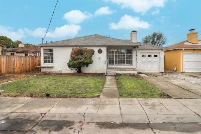 San Mateo Single Family Home For Sale: 1009 E Santa Inez Avenue