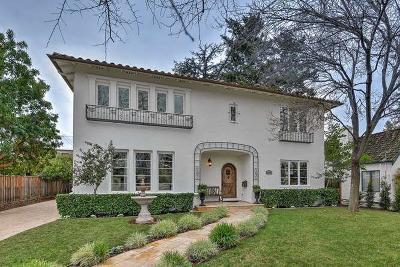 Santa Clara County Single Family Home For Sale: 1773 Ellen Avenue